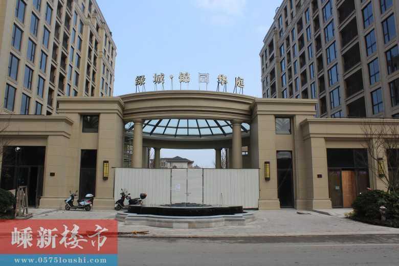 09065出租吾悦广场对面绿城锦园7/17楼,127平方