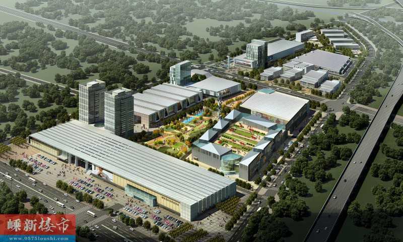 信源国际商业城的实拍照片