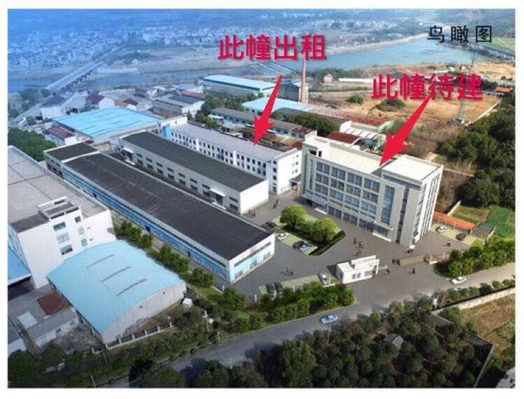 黄泽镇前良村标准工业厂房占地面积1550平方*3层(0925)