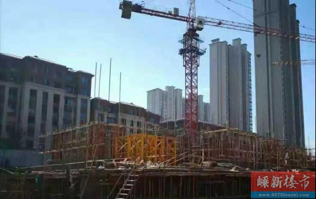 香悦半岛二期11月施工进度播报|一砖一瓦筑幸福 不负未来好时光!