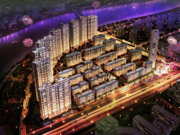 新城·香悦半岛的实拍照片