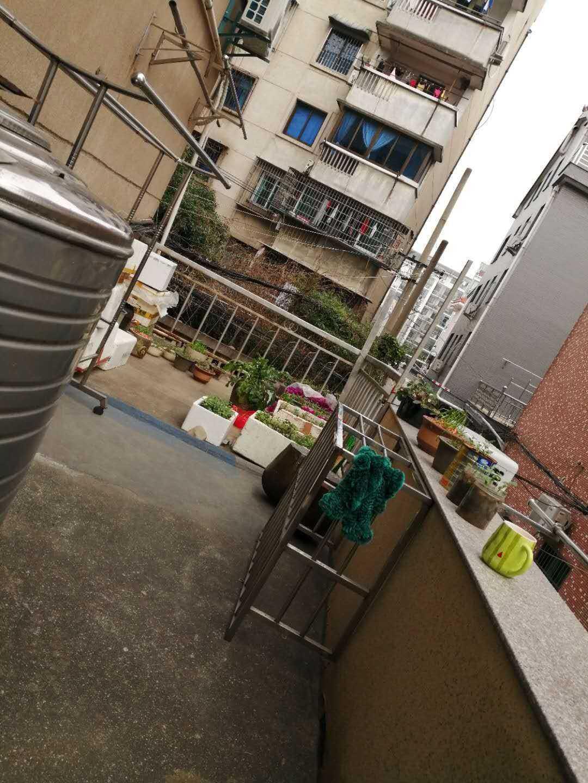 01283嵊州大道67平方,实际面积100平方,双阳台,道地50平方有口井,精装修,3-2厅2卫,1/6楼的实拍照片