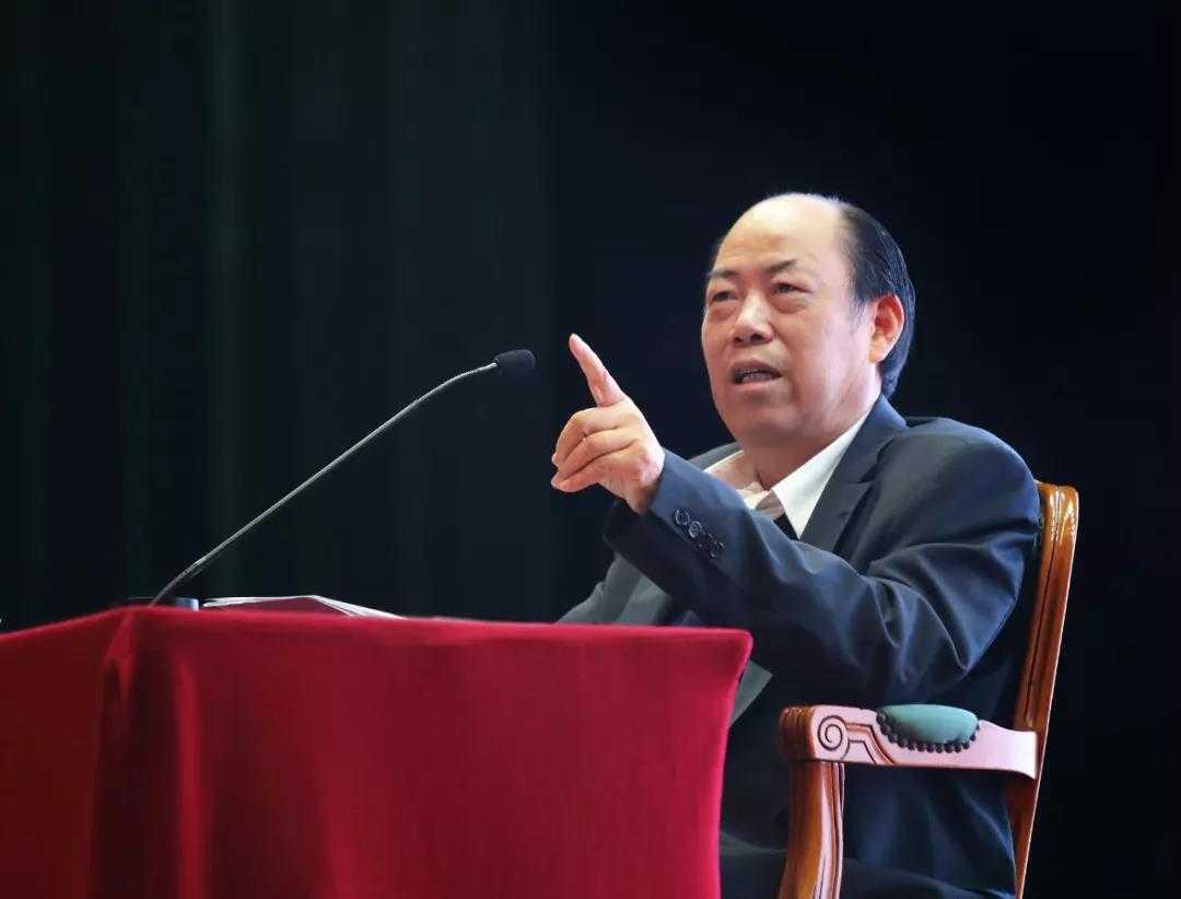 """杨国强:与时俱进、迎接挑战,打造""""高科技综合性企业"""""""