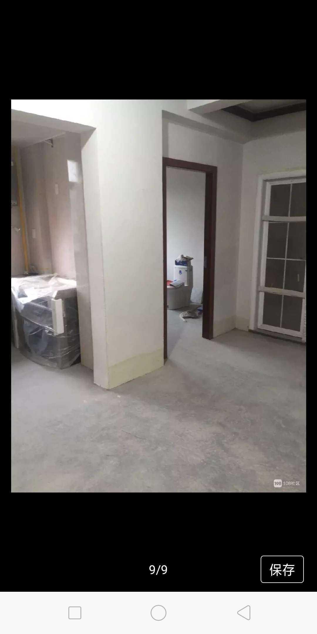 04222出租 小区:上岛名苑 楼层:10楼/11楼 面积:123方 户型:3-2-1 价格:2.1万最低2万一年 装修:厨房和一个卫生间加门 备注:带一个车位和车棚包含物业费 的实拍照片