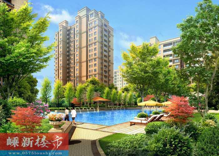 06031出售城东赞成雍景园14楼东边套的实拍照片
