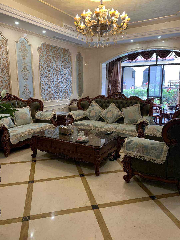 06122出售枫桦名邸,独幢别墅486平方,6室2厅6卫,花园,高档精装修的实拍照片