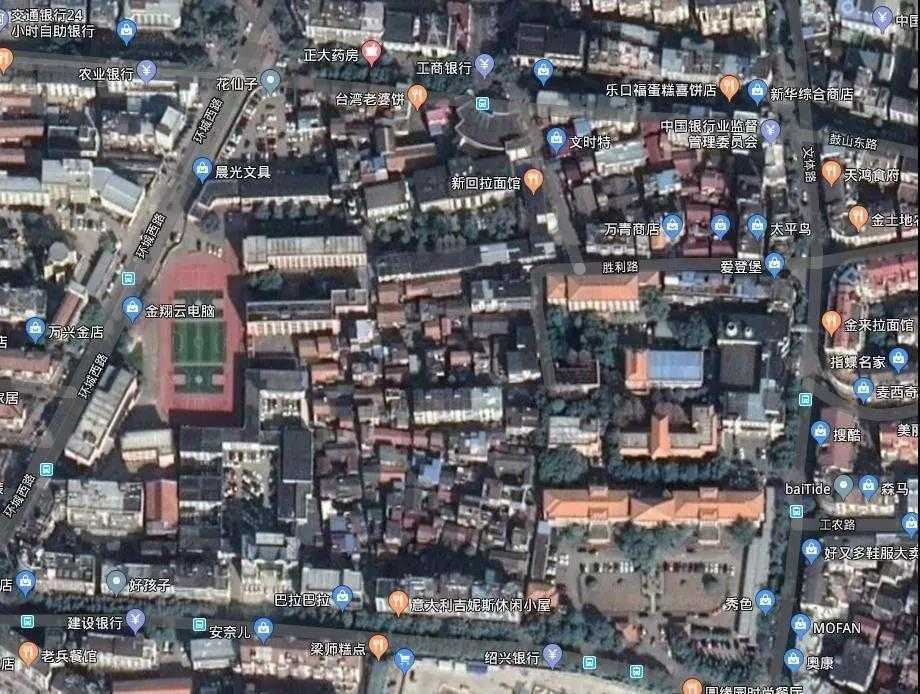 新昌縣人民政府關于確定下司巷房屋征收范圍的通告(附紅線圖)