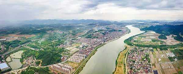 高新园区(三界镇)多点发力推动高质量发展