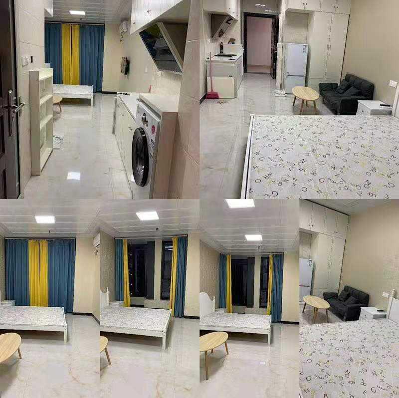 08272因房东另有投资,出售吾悦单身公寓44平方,朝西
