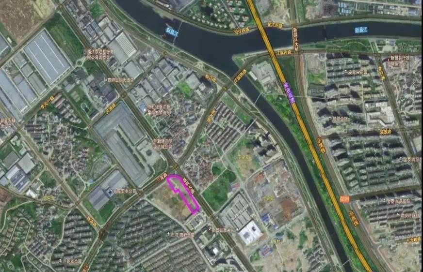 新昌又有四宗住宅、商服用地出让,可建筑面积近8万平方米!近期将开拍