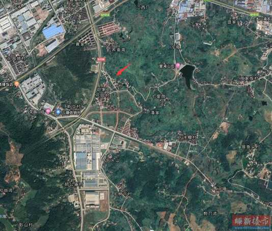 重磅!經濟開發區花田村旁,棠頭溪旁兩塊土地成功出讓,樓面價超2200元,看看被誰拍走了?