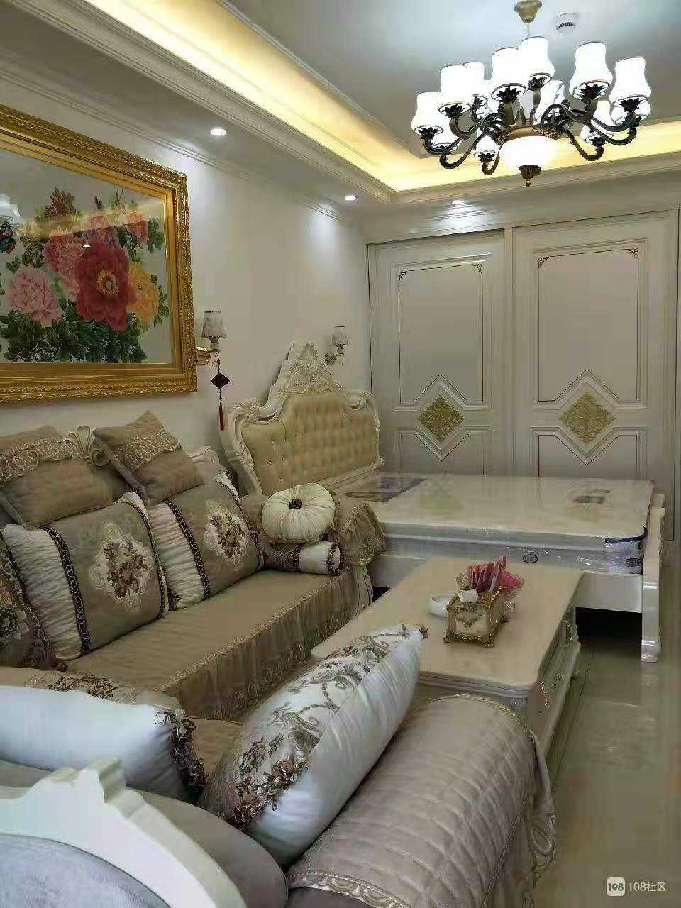 100510出售世贸金樽公寓A幢5楼,朝南48平方,精装修,售价55.8万的实拍照片