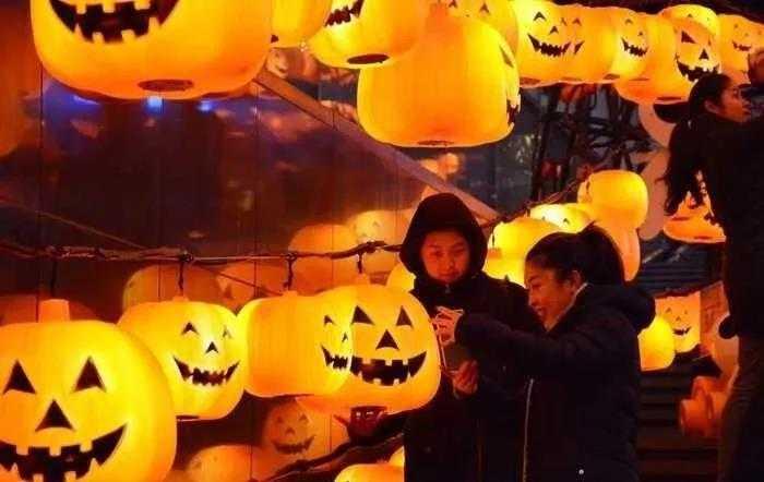 "嵊州恒大越府|Halloween Party is coming!一起来""鬼""混吧!"