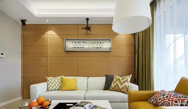 【装修精选】125㎡现代时尚风新房,趣味的造型,减少量体的压迫感