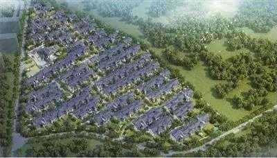 大市聚西山要造别墅群了!规划批前公示出炉,用地4万平...