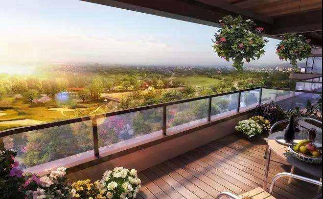 恒大·未来城宽境临水美宅 竟是一个自带美颜的取景框?