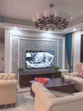 A03253出售城南剡江越园中间楼层,西边套,140平方,4室2厅2卫.高档精装,带车位出售208万的实拍照片