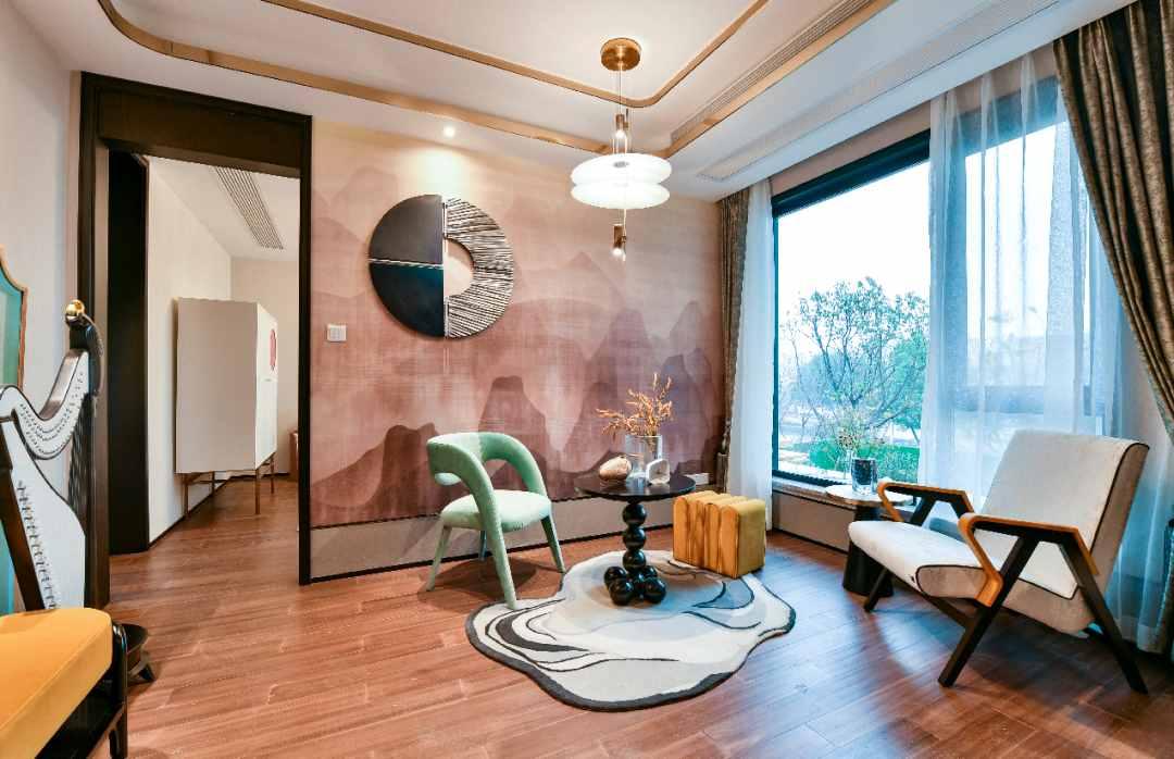 宝龙丨广宇·锦源府 以创造型的空间艺术,打造建面约96㎡的舒阔户型