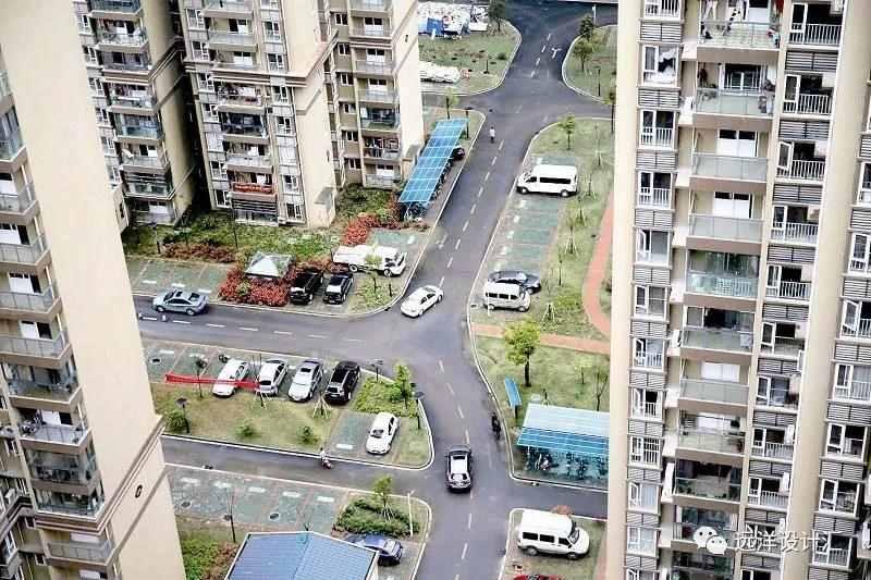 小区内的地面停车场会消失吗?