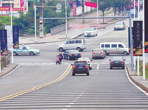 嵊州司机请注意!这几个市区交通违法行为高发路口需谨慎驾驶