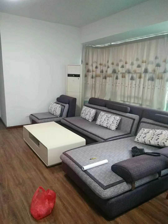 阳光龙庭精装3室家具家电齐全房出租的实拍照片