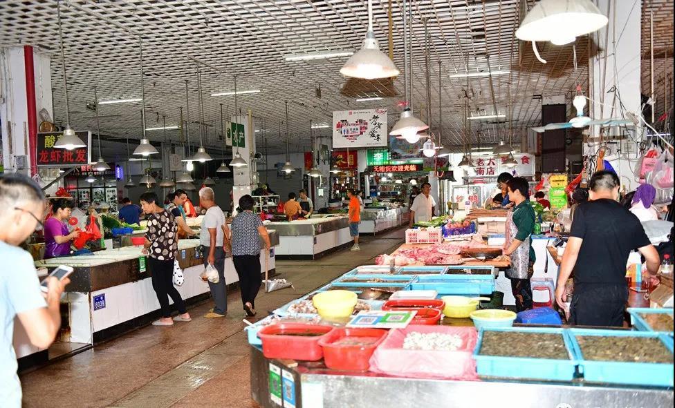 """嵊州这个农贸市场,成为全市整治观摩的""""典范""""!"""