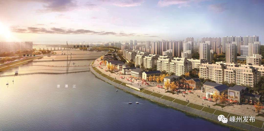 重磅!丽湖片区及城西C街区将如何建设,规划草案来了!
