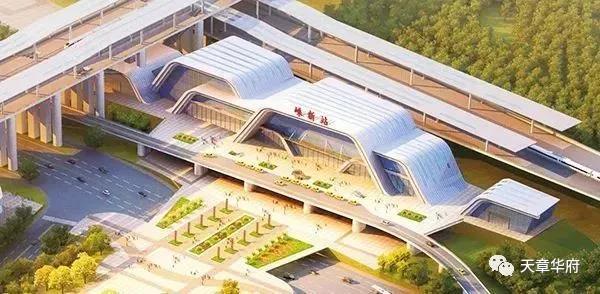 """构筑""""一小时交通圈""""!嵊州推动高铁经济发展之路!"""