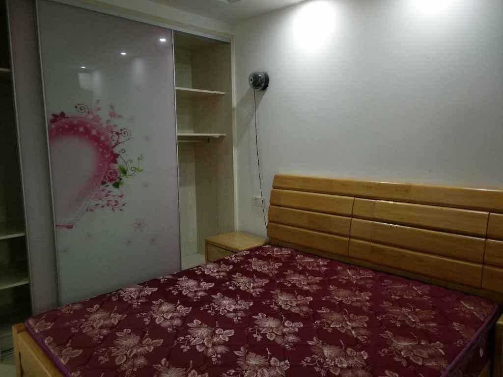 世贸金樽单身公寓6楼城南家电家具齐全拎包入住的实拍照片