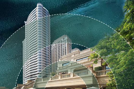 金昌·白鹭金湾丨进化.生活的高度
