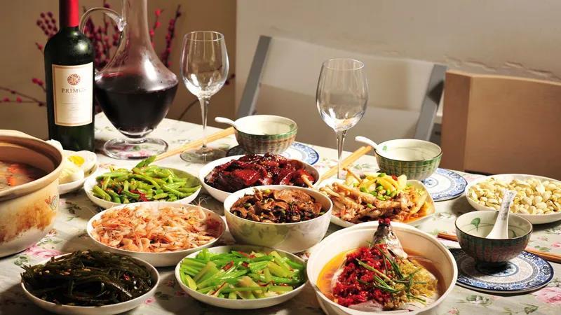 人间至味,食在青云 | 一场米其林级盛宴,延续传统院落家宴文化
