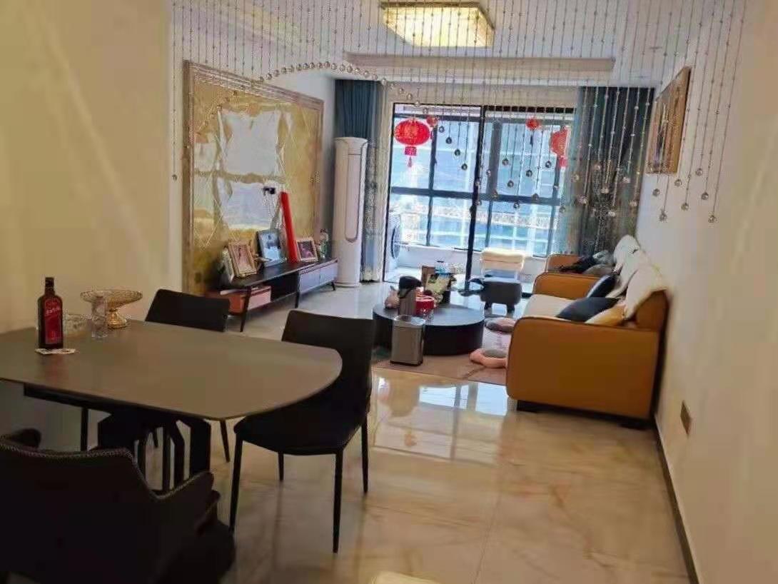 B01261出售城南正大新城国际小高层,大阳台89平方,两室两厅