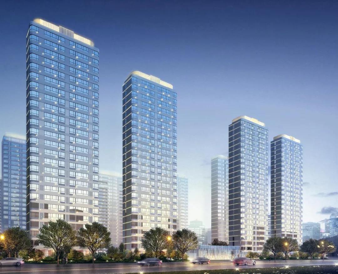 百万方TOD综合体,见证城市变迁,铸就嵊州未来新中心