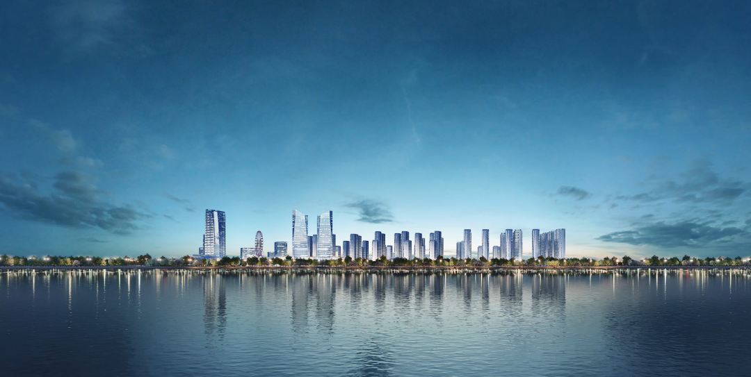 未来城市样本 | 一座TOD,开启无界生活想象