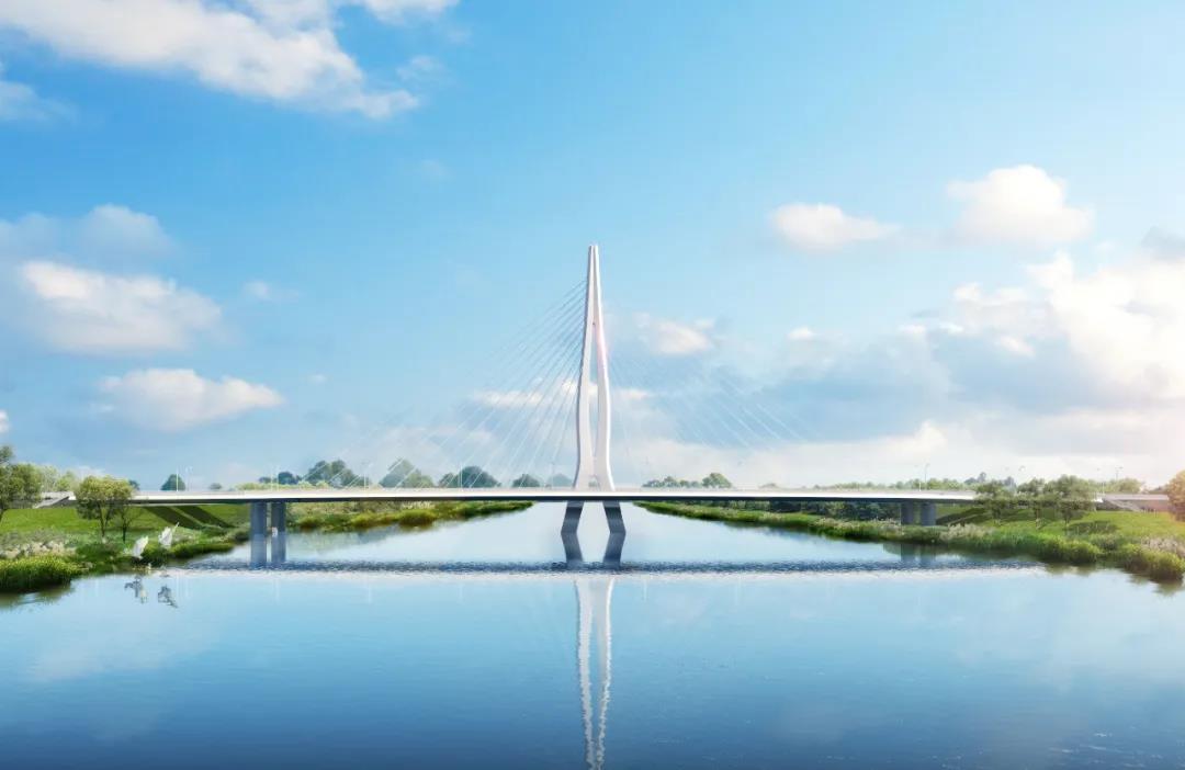 小砩桥、章村路桥——嵊州将新增两座高颜值大桥,效果图太惊艳!