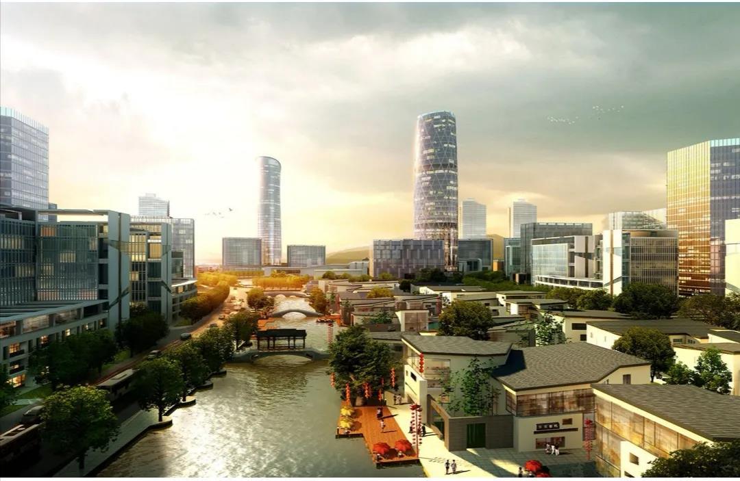 【新昌】城东要崛起!550.23公顷!新民片未来社区要这样建....